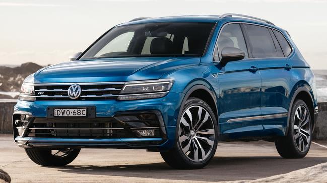 Vuelve el nuevo Volkswagen Tiguan Allspace 140TDI