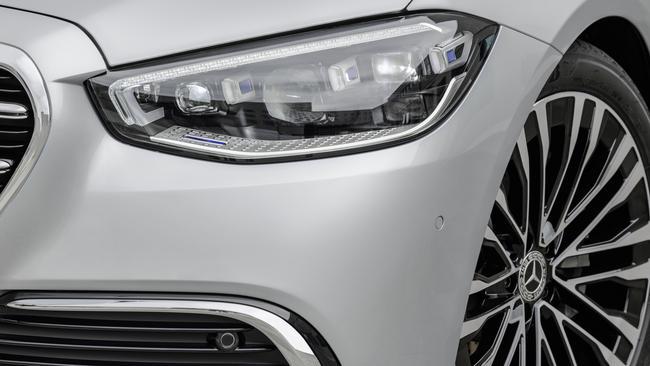 Se revela el Mercedes-Benz Clase S