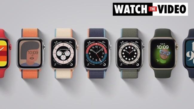Apple: New Watch Series 6, SE, iPad Air 4 revealed