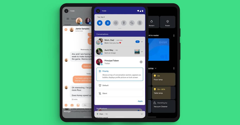 Las mejores funciones nuevas en Android 11