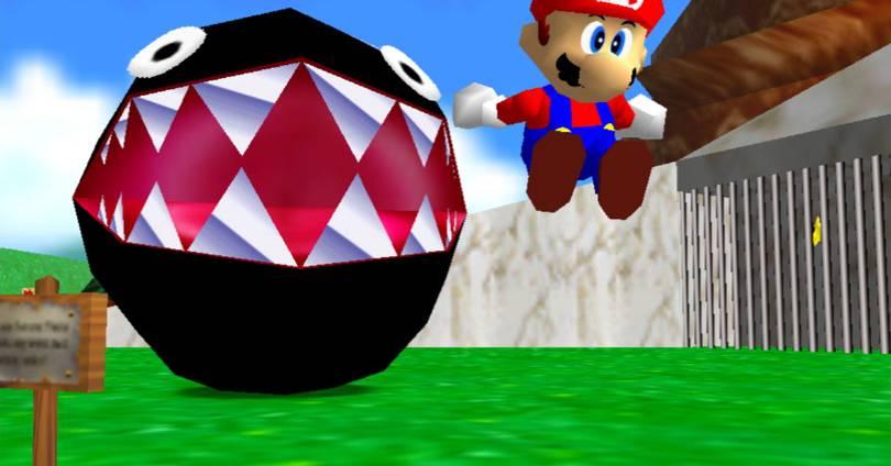 Super Mario 3D All-Stars hace lo impensable: estropea Mario 64