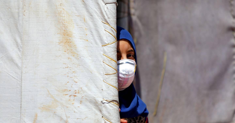 En Siria, devastada por la guerra, los rastreadores de contactos luchan contra todo pronóstico