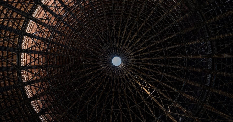 Los edificios de bambú son el futuro