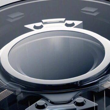 Voici l'objectif liquide qui sera présent sur le Mi Mix que Xiaomi va sortir prochainement. © Xiaomi