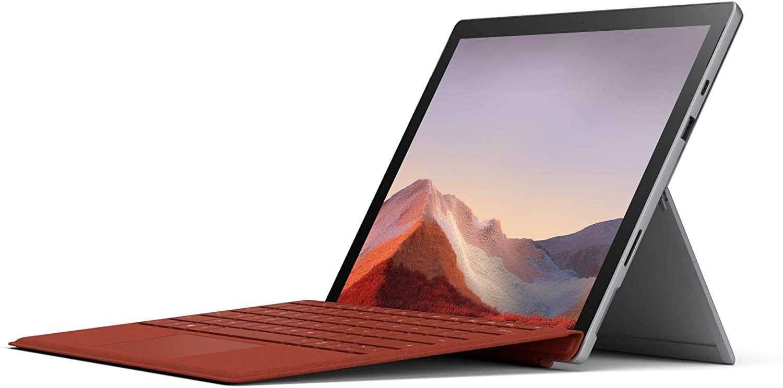Bon plan : le PC hybride Microsoft Surface Pro 7 © Amazon
