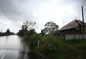 Fotos que muestran más devastación causada por inundaciones salvajes en Nueva Gales del Sur