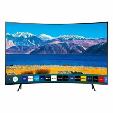 Bon plan : TV Samsung UE65TU8372 - écran incurvé © Cdiscount