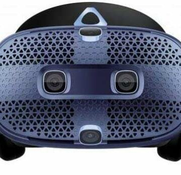Vente Flash de Printemps : le casque de réalité virtuelle HTC VIVE cosmos © Amazon