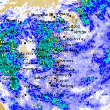 Gladys Berejiklian insta a los residentes a evacuar, actualizaciones de inundaciones en el oeste de Sydney