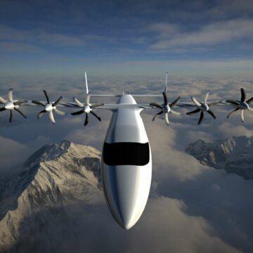 Aviones eléctricos: las grandes ambiciones del Aura Aero francés