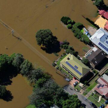 Inundaciones en Nueva Gales del Sur: advertencia de la premier Gladys Berejiklian