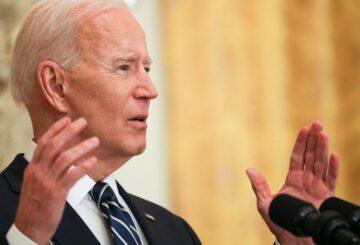 Biden compara a Xi con Putin, los planes de restricción de voto de los republicanos con las leyes de la era de la segregación