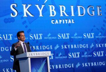 Bitcoin puede prosperar sin convertirse en una moneda importante: Scaramucci de SkyBridge