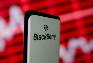BlackBerry pierde las estimaciones de ingresos trimestrales debido a la caída de la demanda de software