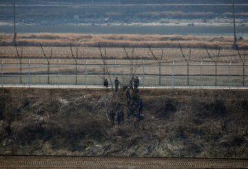 Corea del Norte dispara dos misiles de corto alcance, EE. UU. Sigue abierto al diálogo