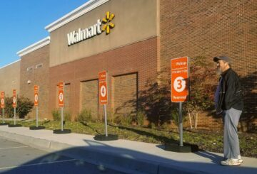 Exclusivo: pocas propinas, largas esperas: DoorDash se enfrenta a las quejas de Walmart de los conductores