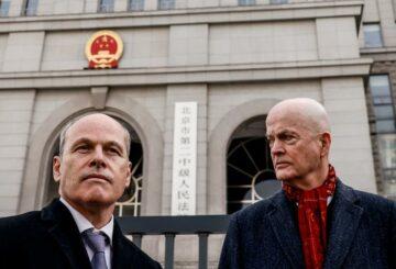 Finaliza el juicio por espionaje de un ex diplomático canadiense en China, veredicto más tarde