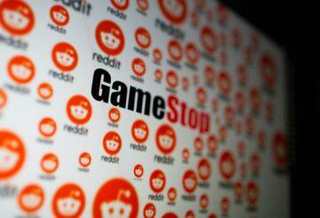 GameStop cae después de que Reddit Darling considera la venta de acciones