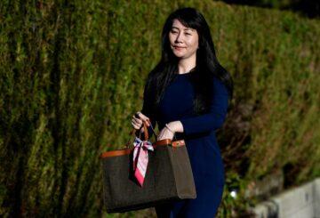 Juez cuestiona la negativa de un testigo policial a testificar en el caso de extradición del director financiero de Huawei