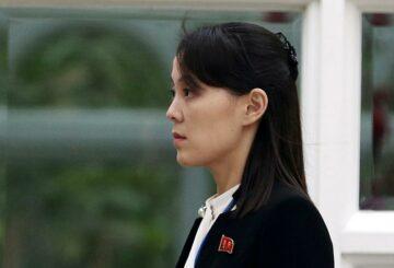 La hermana del líder norcoreano critica a Moon de Corea del Sur por sus críticas a la reciente prueba de misiles - KCNA