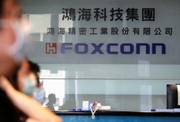 Las ganancias del cuarto trimestre del proveedor de Apple Foxconn caen y se retrasa