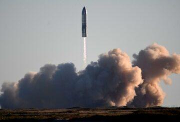 Musk dice que SpaceX aterrizará cohetes Starship en Marte mucho antes de 2030