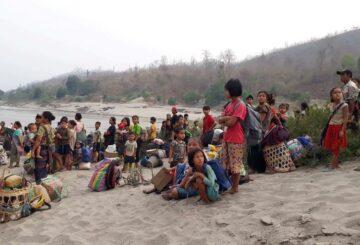 Tailandia niega haber obligado a retroceder a los refugiados de Myanmar bloqueados en la frontera