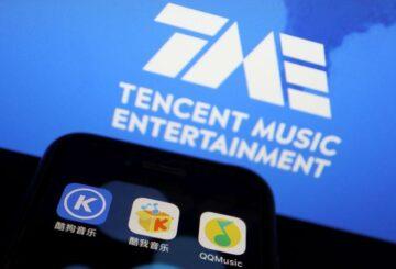 Tencent y Warner Music firman un acuerdo de licencia de varios años
