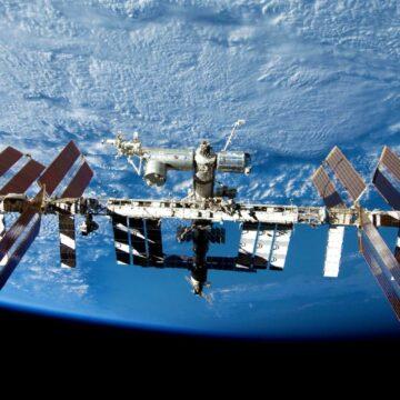 Le mini-ordinateur a été testé durant 22 mois dans la station spatiale européenne. © ESA