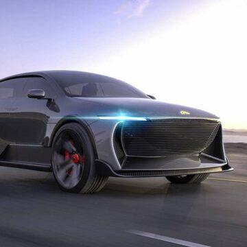 Le SUV électrique et solaire Humble One. © Humble Motors