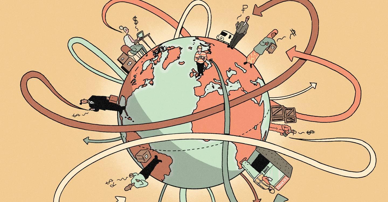 Construyendo un futuro transfronterizo para la economía pospandémica