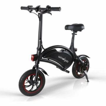 Bon plan : vélo électrique pliable Windgoo - B3 © Cdiscount