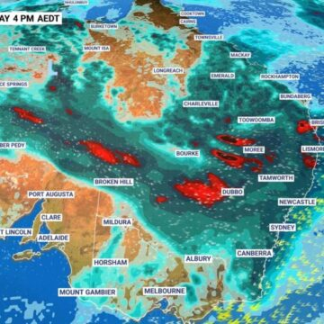 Los eventos de lluvia extrema podrían duplicar su frecuencia