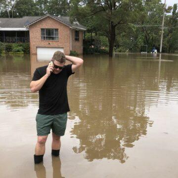 Pareja de Taree no puede casarse debido a las inundaciones