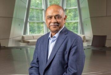 Arvind Krishna, CEO d