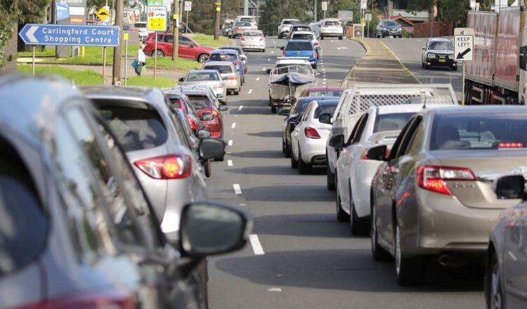 Un estudio de NRMA encuentra que el 70 por ciento de los conductores experimentaron furia en la carretera en los últimos 12 meses
