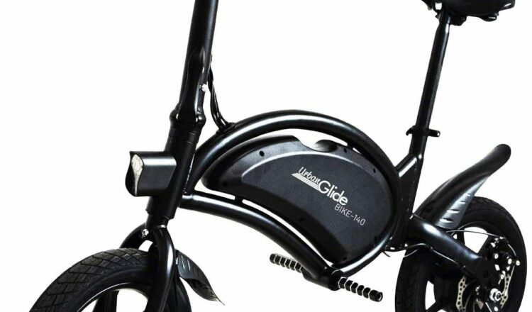 Bon plan : la draisienne électrique UrbanGlide Bike 140 © Amazon