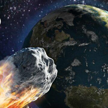La NASA planea colisión frontal entre nave espacial y asteroide