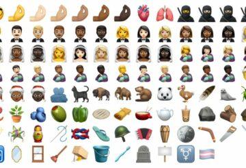 iOS 14.2 trae más de 100 nuevos emojis al iPhone