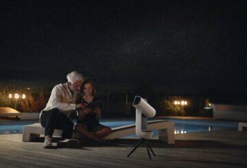 Vaonis presenta su Vespera, un telescopio inteligente accesible para todos |  Diario del friki