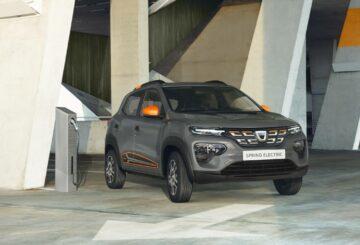 Dacia lanza un Spring 100% eléctrico a las carreteras por menos de 15.000 €    Diario del friki