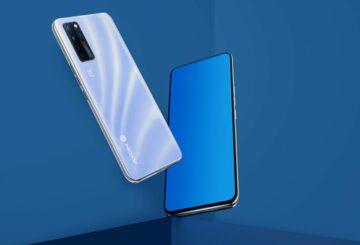 El ZTE Axon 20 5G es el primer teléfono inteligente con cámara debajo de la pantalla