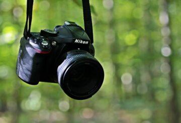 Convierte su casa en una cámara y llama a sus hijos Canon, Nikon y Epson