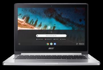 Descubre el Acer Chromebook R13: un convertible de 360 ° con una muy buena relación calidad / precio