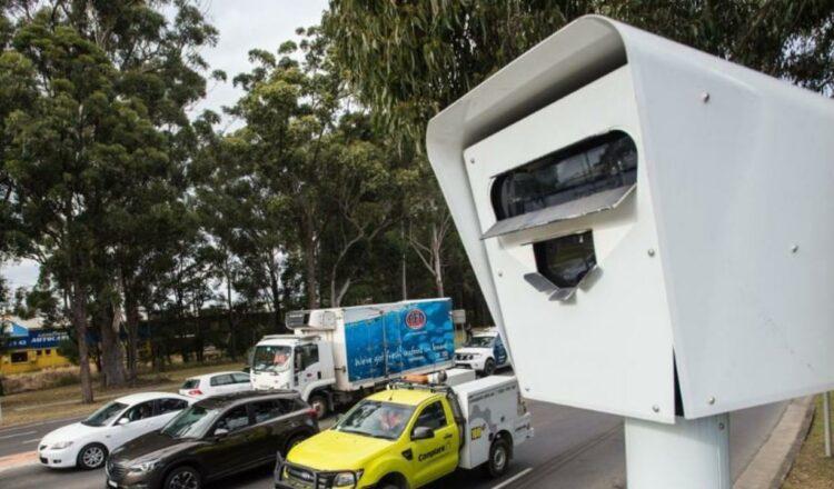 Los conductores de NSW cobran $ 5.27 millones en multas por exceso de velocidad en un solo mes de cámaras sin marcar