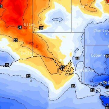 Las temperaturas más frías de 2021 en Sydney, Melbourne;  Relájate aquí para quedarte.