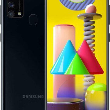 Bon plan : Le smartphone Samsung Galaxy M31 © Amazon