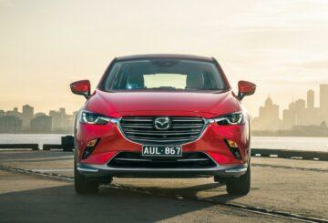 Revisión 2021 Mazda CX-3 Akari AWD