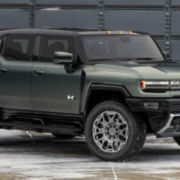 Se revela el SUV GMC Hummer EV