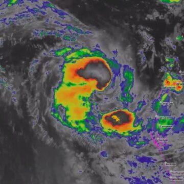El ciclón Seroja se acerca a la costa de Washington, se advierte a los residentes que se refugien